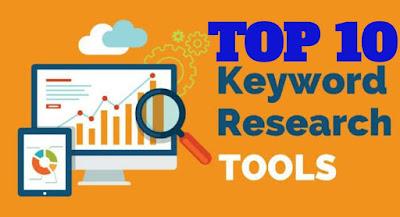 Top 10 keyword research tools