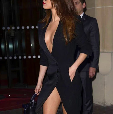 selena gomez Paris Fashion
