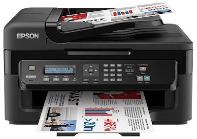 Epson Workforce WF-2520NF Driver Downloads