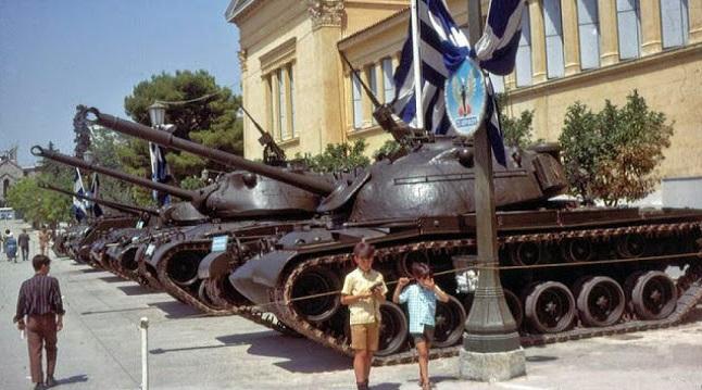 34 έγχρωμες φωτογραφίες της «φτωχής» Αθήνας του 1968-1970