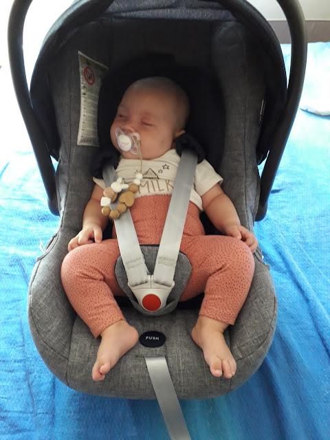 Trio scelta del trio per il neonato