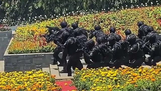 Koalisi Masyarakat: Pasukan Rajawali BIN Bentuk Penyimpangan