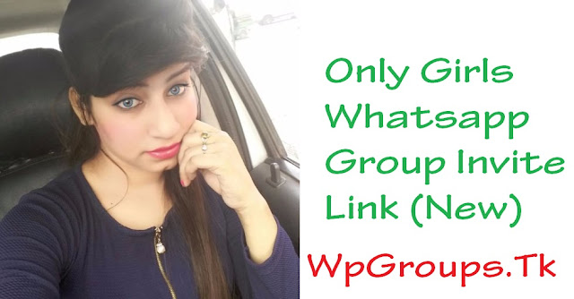 Top Girls Whatsapp Group links