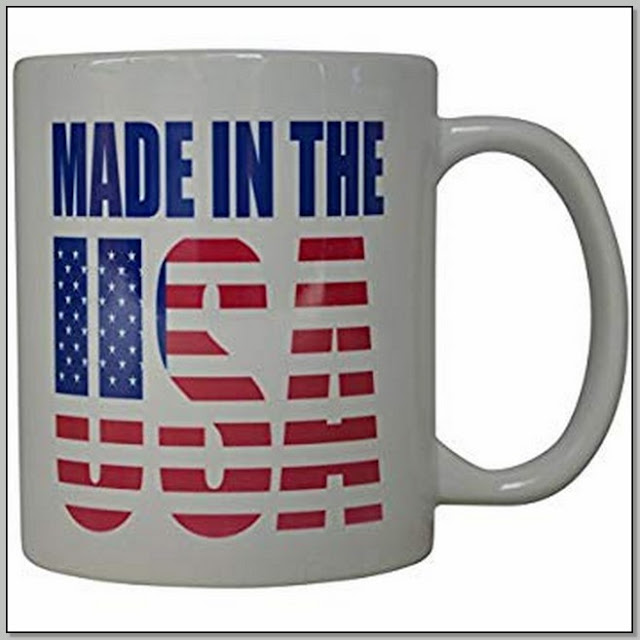 Best Coffee Mugs Made In USA