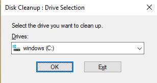 Cách dọn rác trên máy tính Windows bằng Disk Cleanup
