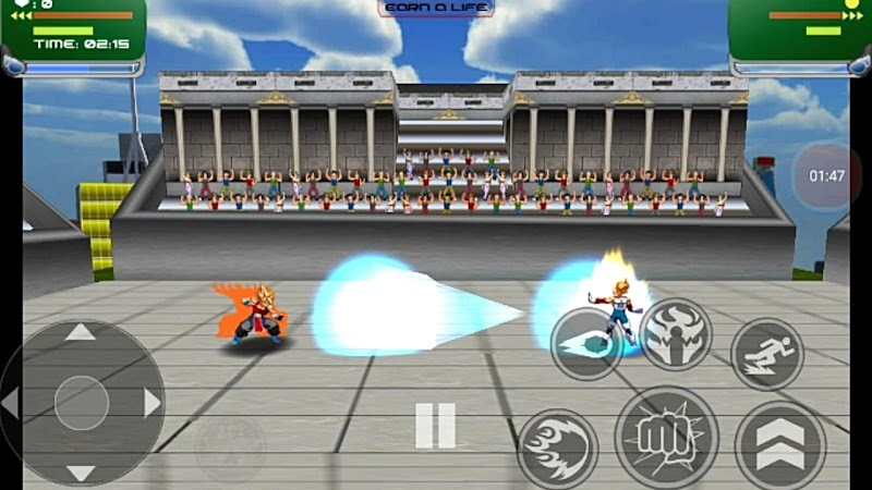Warriors of super - New dragon ball z games download