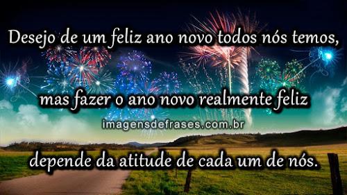 desejar um feliz e prospero ano novo