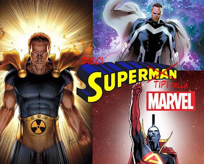 Superman della Marvel
