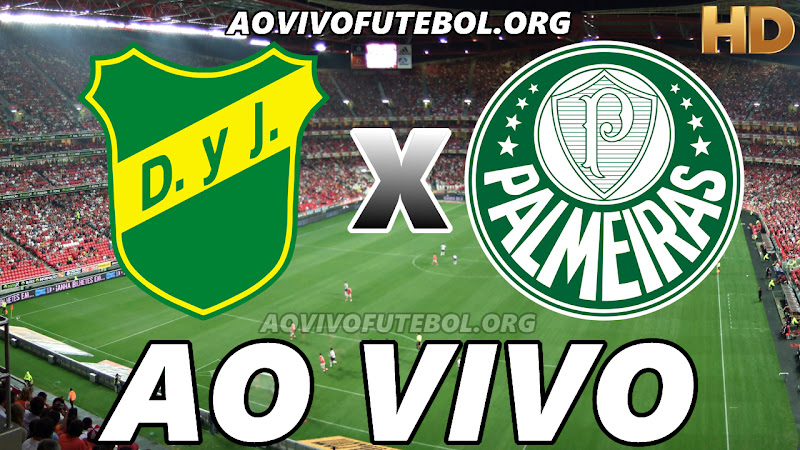 Defensa Y Justicia x Palmeiras Ao Vivo HD Online