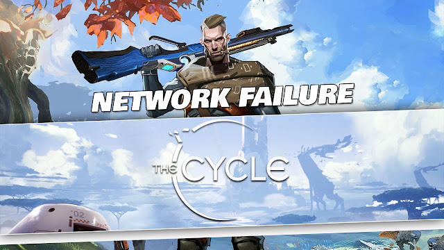 The Cycle Gameplay by Kabalyero! NETWORK FAILURE! DISCONNECTED!