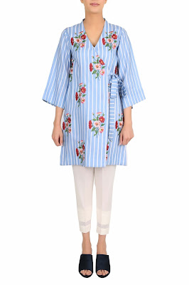 Sapphire Je t'aime Kurta Prints Collection 2017 For Valentines Day