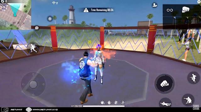 Training Rook Token Blue Belt FF