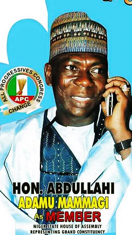 Biography Of Hon Adamu Mammagi