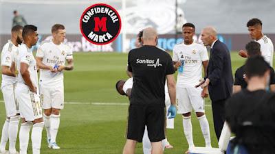 Real thắng giòn giã lập kỷ lục ấn tượng: Zidane bất ngờ bực tức học trò 2