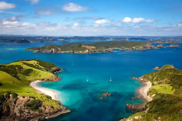 Bay of Island - New Zealand