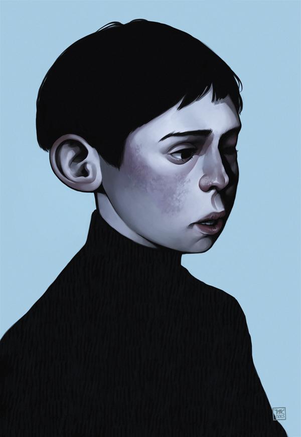 ©Tiia Reijonen - Ilustración Digital. Ilustración | Illustration