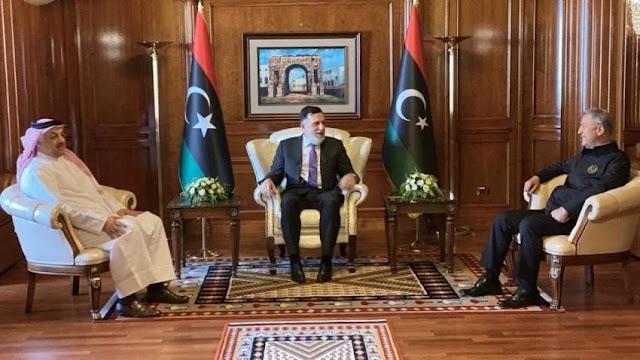 Εισβολή της Τουρκίας στη Λιβύη υπό τα αδιάφορα βλέμματα της Δύσης