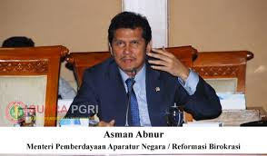 Menteri pemberdayaan aparatur negara
