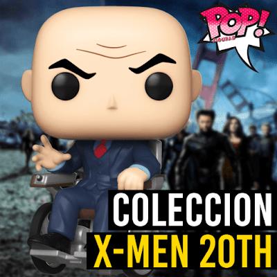 Lista de figuras Funko POP X Men 20 aniversario