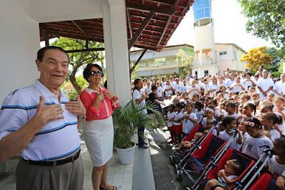 Divaldo Franco completa 89 anos e recebe homenagem