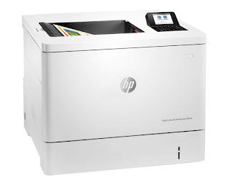 HP Color LaserJet Enterprise M554dn Driver Download, Review