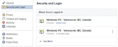 طريقة معرفة ما إذا تم اختراق حسابك على فيسبوك وكيفية إصلاحه