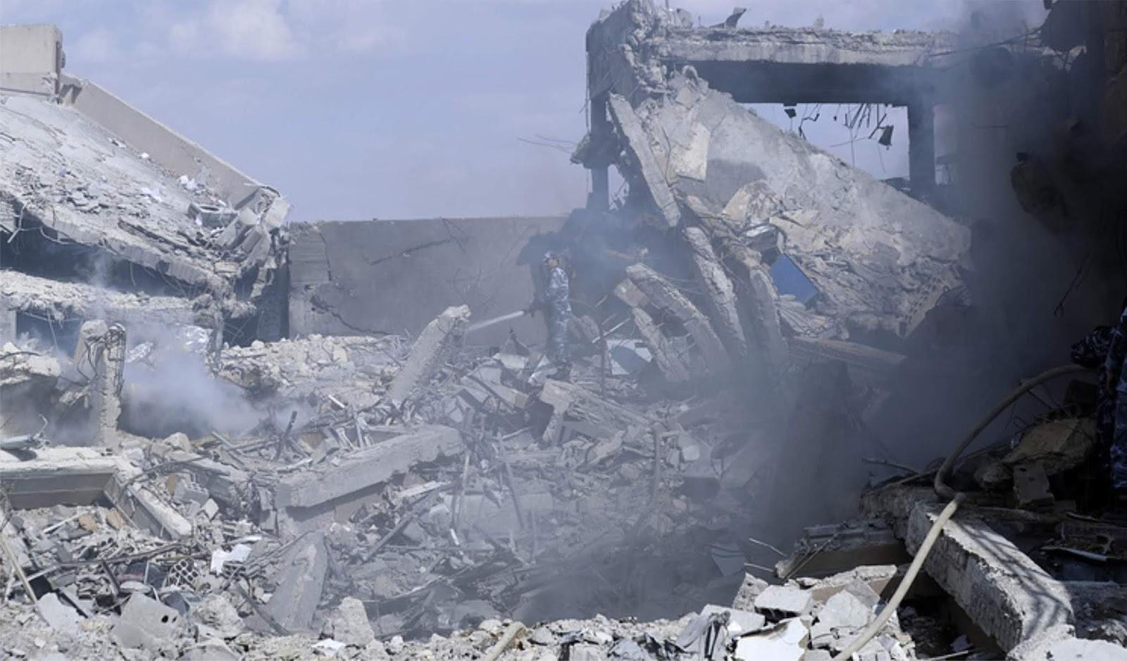 Iran mengecam keras serangan pemberontak di Aleppo