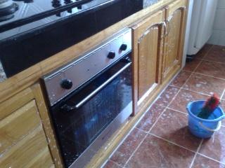 تنظيف سقف المطبخ من الدهون