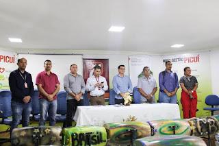 BNB lança em Picuí o plano de ação territorial da caprinocultura de leite