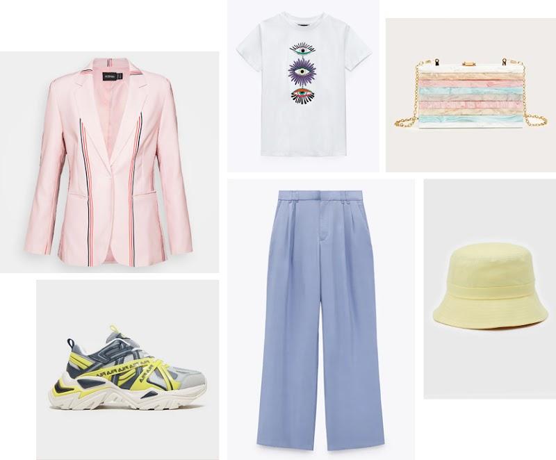 7 looks para una semana (de verano) con mucho estilo