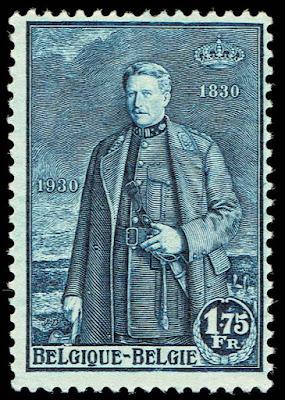 Belgium Albert I 1930