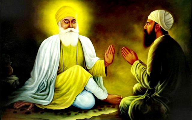 Guru Nanak Ji Ki Shiksha