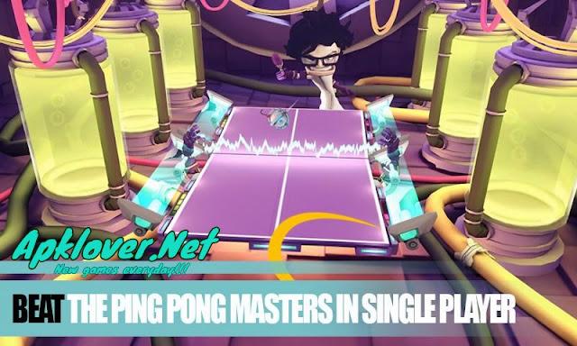 Power Ping Pong APK MOD