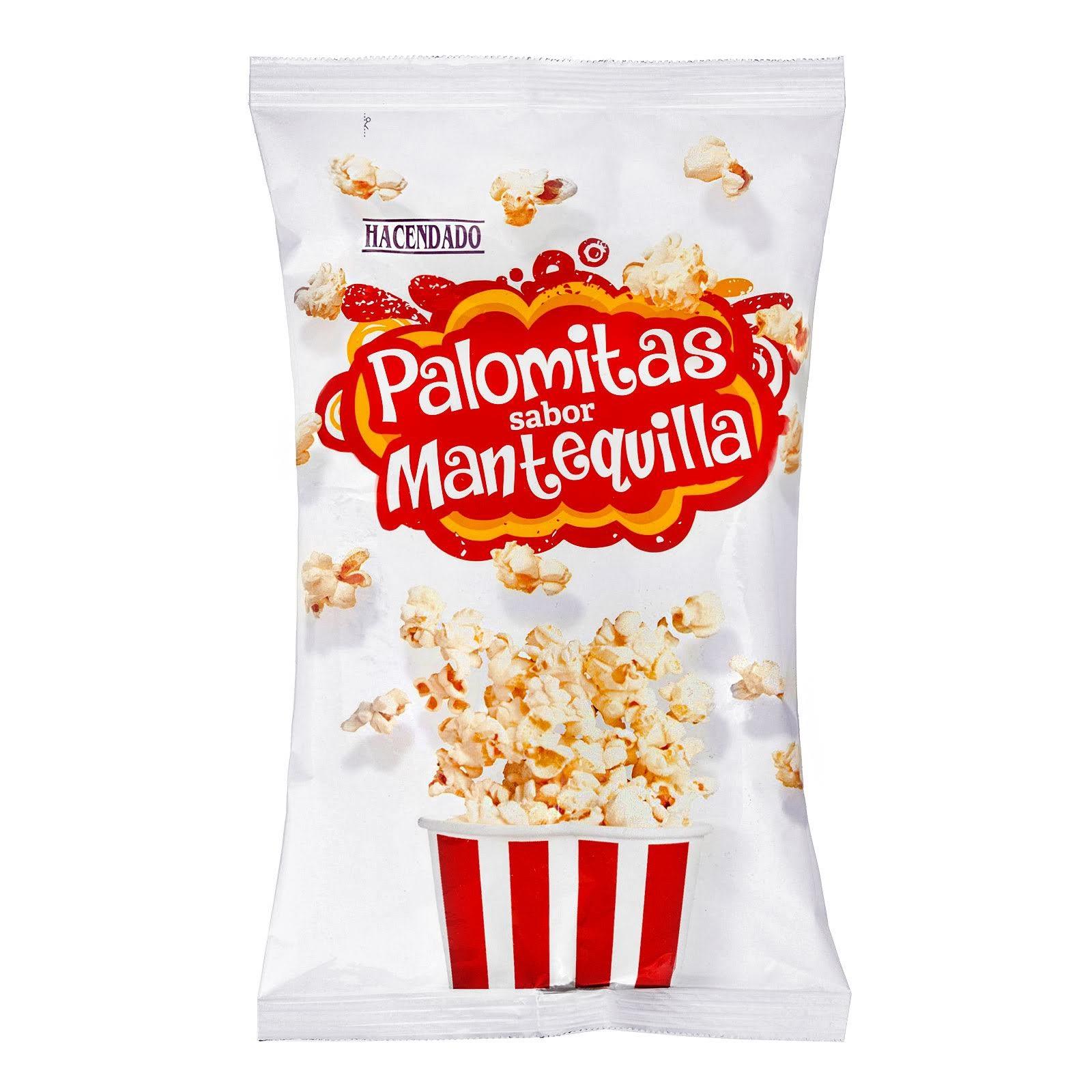 Palomitas sabor mantequilla Hacendado