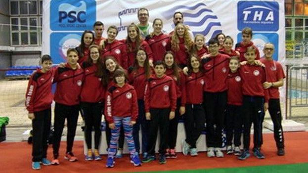 Με 23 κολυμβητές και κολυμβήτριες ο ΟΦΘΑ στα Πανελλήνια Πρωταθλήματα Κολύμβησης