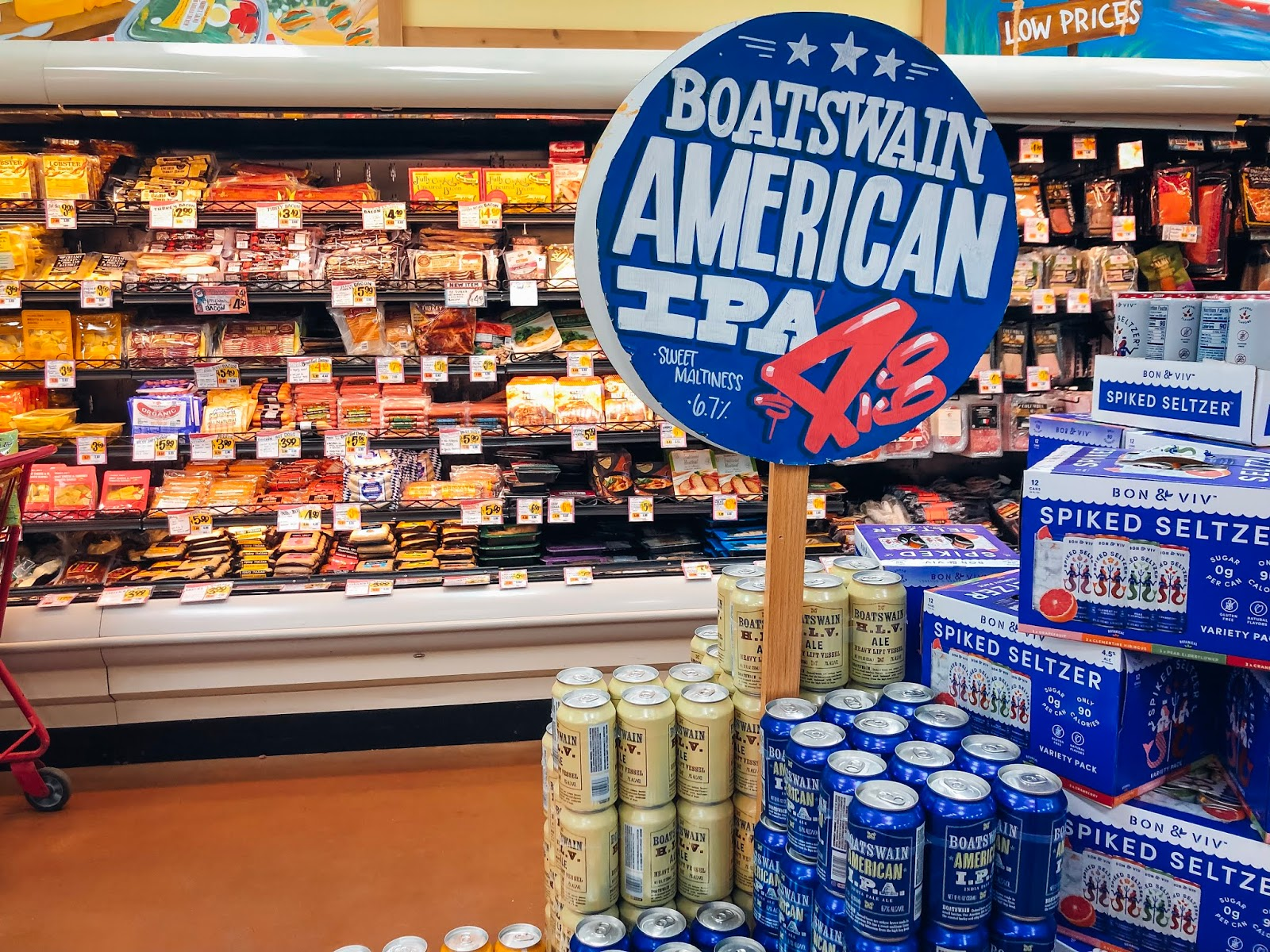 Trader Joe's Boatswain American IPA