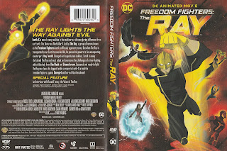 Freedom Fighters: The Ray DVD cover