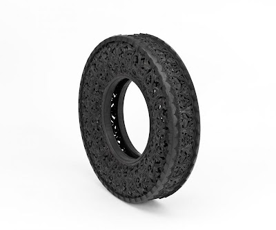 Cool and Creative Hand Carved Car Tires (15) 14