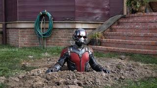 Marvel superhero Ant-Man movie