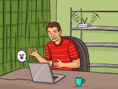 6 Barang Rumah Tangga yang Dapat mMembuat Koneksi WIFI Anda Buruk