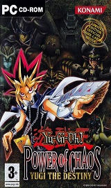 256560 yu gi oh power of chaos yugi the destiny windows front cover - Yu-Gi-Oh! Power of chaos (All 3 Games) Compressed