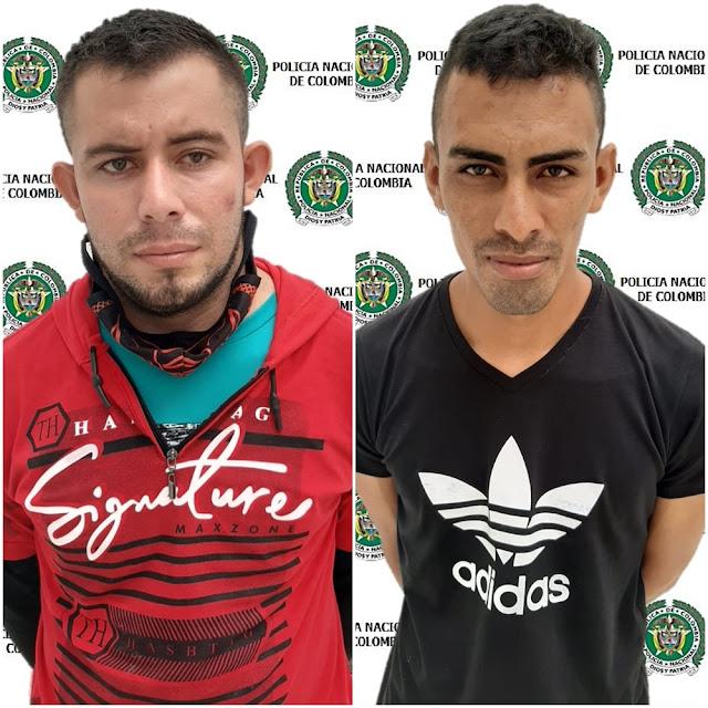 hoyennoticia.com, Gaula capturó dos extorsionistas en el sur del Cesar