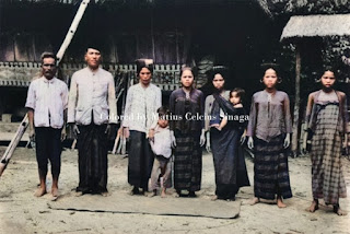 tuan anggi dolok dan keluarga di simalungun bataklands