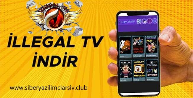 İllegal TV PRO APK - Dizi Film Futbol