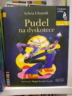 """""""Pudel na dyskotece"""" Sylwia Chutnik - recenzja"""