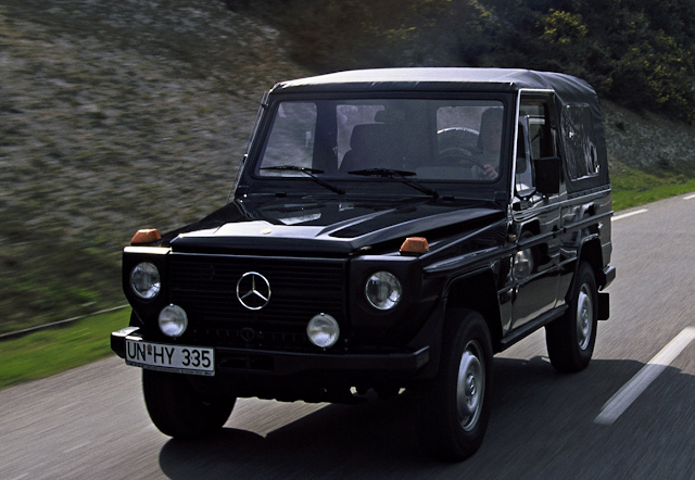 1980 Mercedes-Benz G-Class