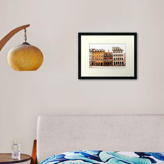 Horizontal Travel Fine Art Print Home Decor