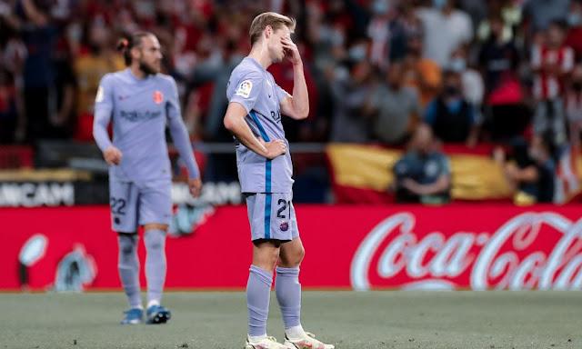 بيدريرول يرفض لوم كومان بعد هزيمة برشلونة