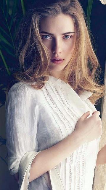 Scarlett Johansson HD Wallpaper & Photoshoot 4K