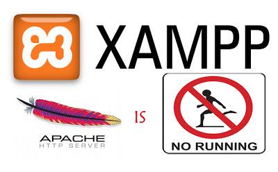 Apache Tidak Berjalan di Xampp, ini solusinya